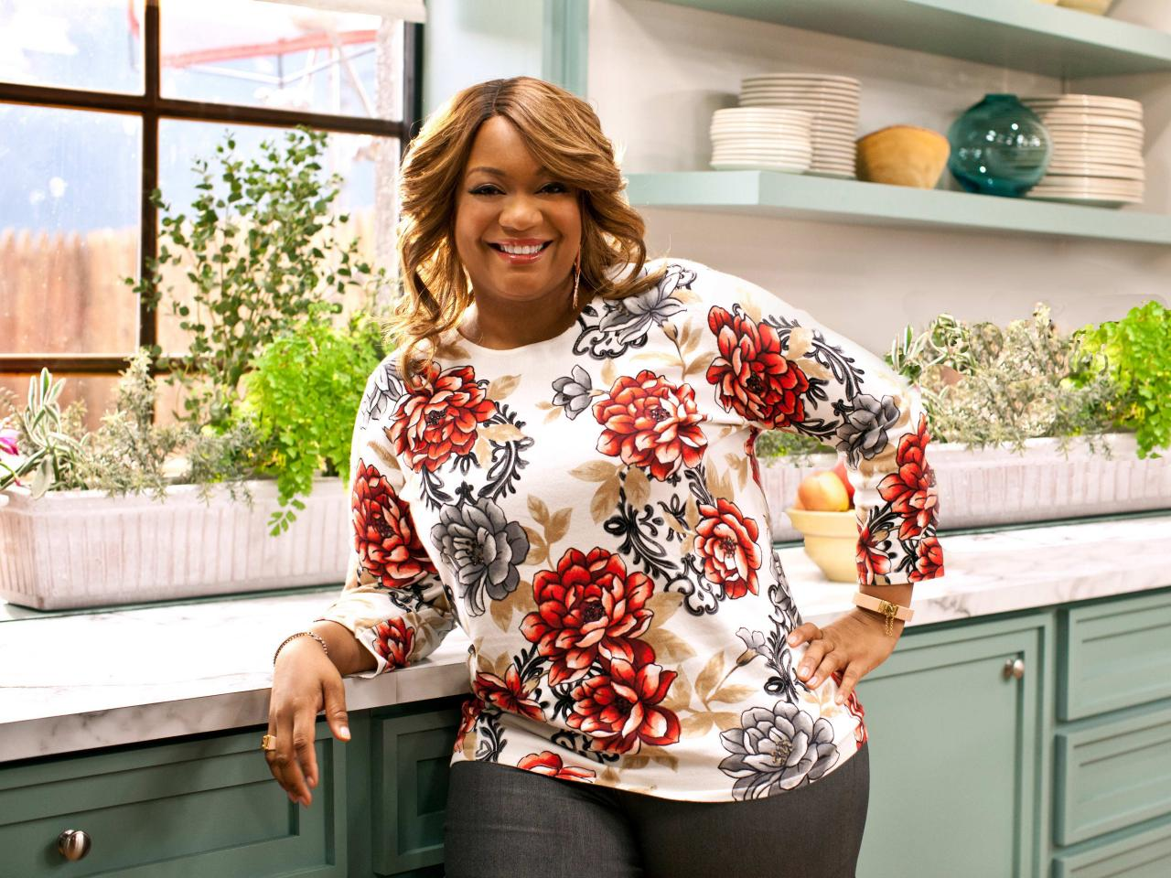 The Kitchen Food Network Cast sunny anderson bio | sunny anderson | food network
