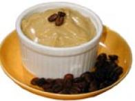 Cardamom-Coffee Custard