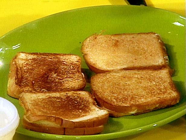 Grilled 4 Cheese Sandwiches