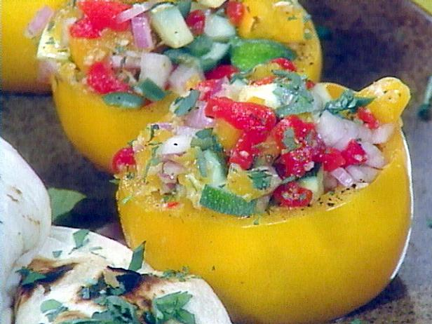 Mexican Stuffed Tomatoes