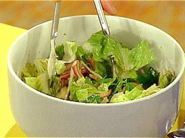 romaine and fennel salad - Ina Garten Fennel Salad