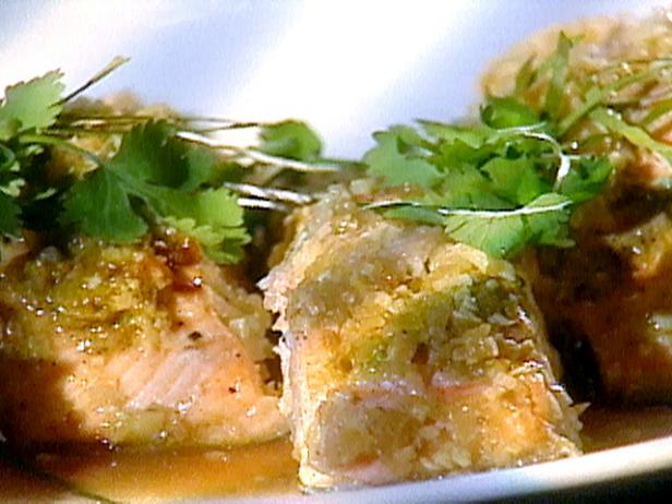 Cold Thai Salmon