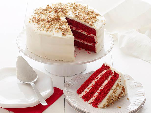 Cake Red Velvet Resepi : Southern Red Velvet Cake Recipe Food Network