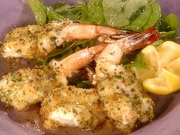 Butterflied Baked Shrimp