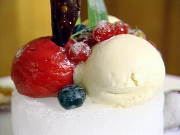 White Pepper Ice Cream