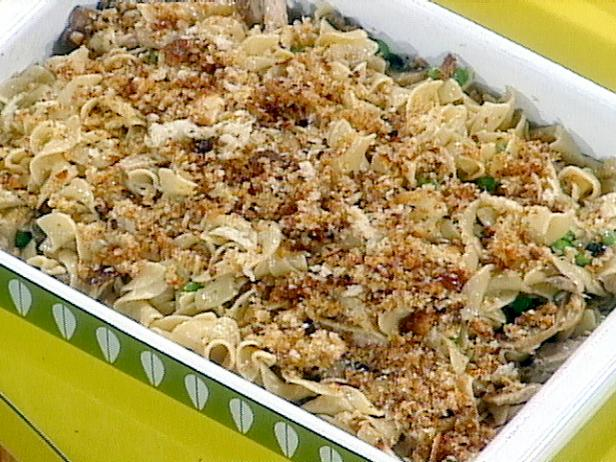 Retro-Metro Fancy Tuna Casserole