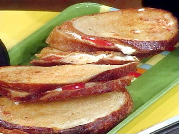 Italian Grilled Cheese-n-Tomato