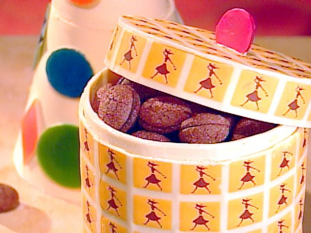 Chocolate Cookie Jars