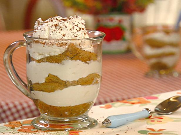 Quick Fix Tiramisu Parfaits