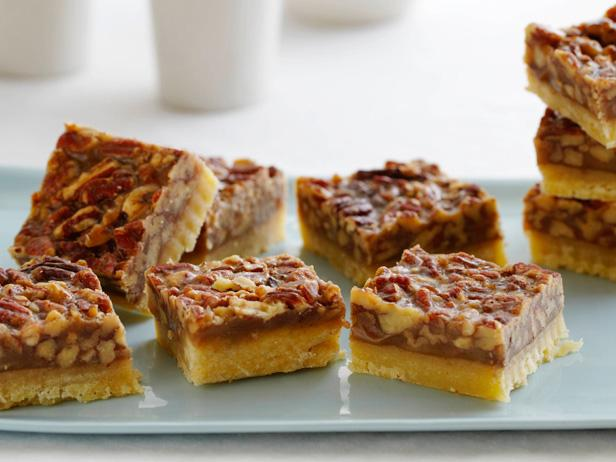 pecan squares - Food Network Com Barefoot Contessa Recipes