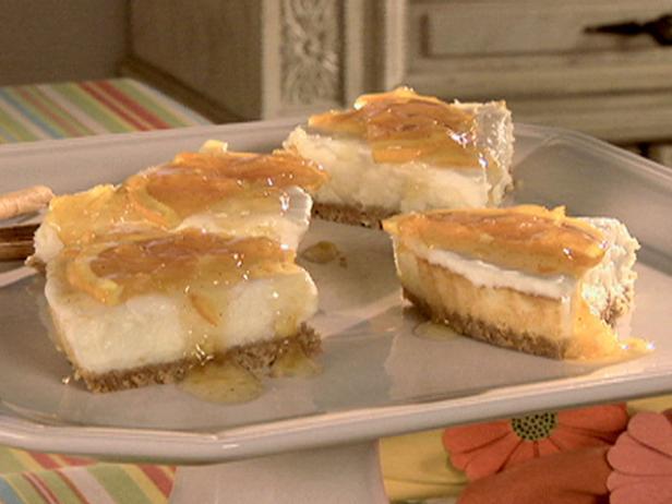 Orange-Spiced Cheesecake