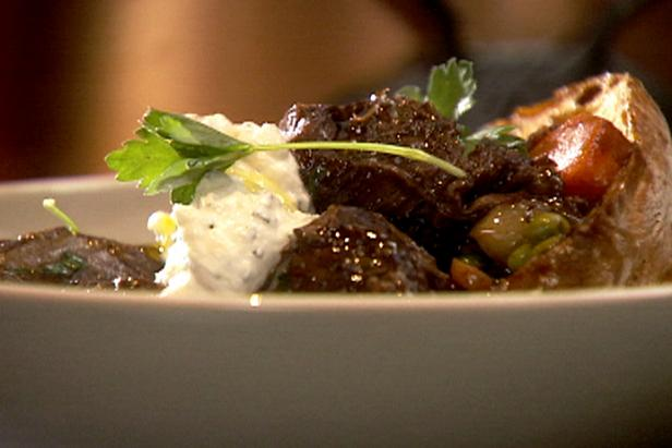 The Ultimate Beef Stew Recipe Tyler Florence Food Network