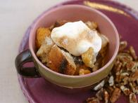 Slow Cooked Winter Bread Pudding with Dried...