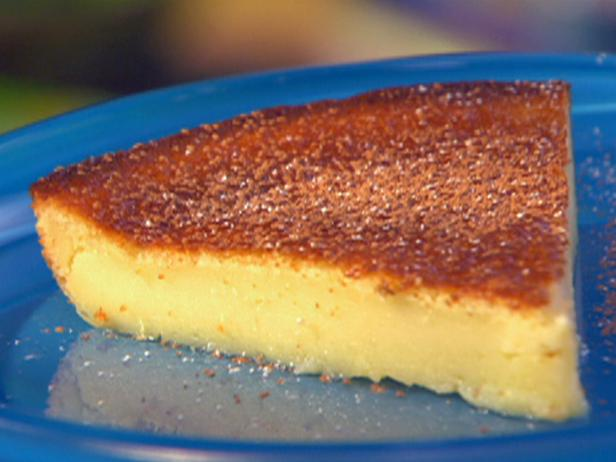 Anita's Impossible Buttermilk Pie