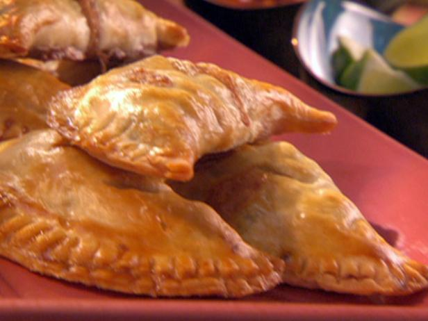 Turkey and Black Bean Empanadas