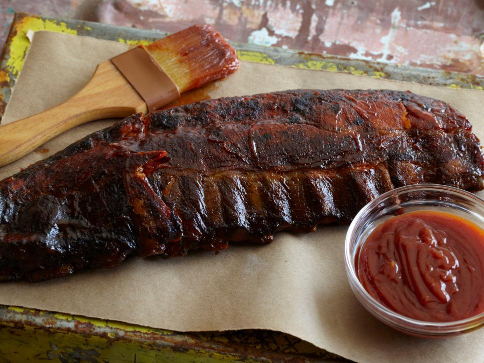 How to make ribs food network grilling and summer how for Side dishes for bbq ribs and chicken