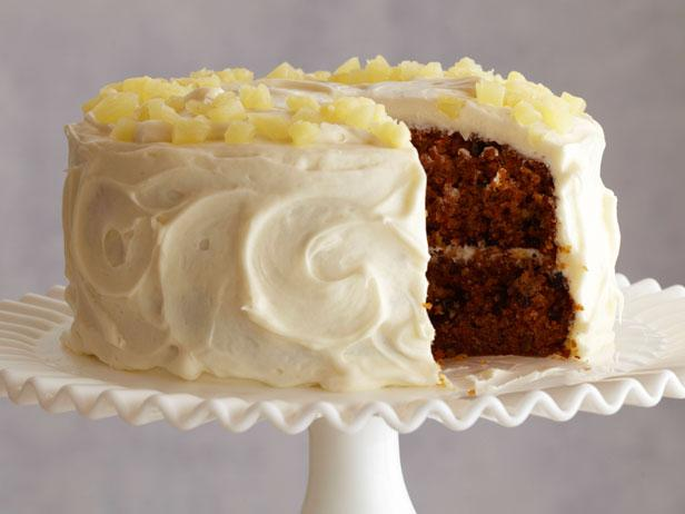 3 videos inas carrot pineapple cake 0327 - Food Network Com Barefoot Contessa Recipes