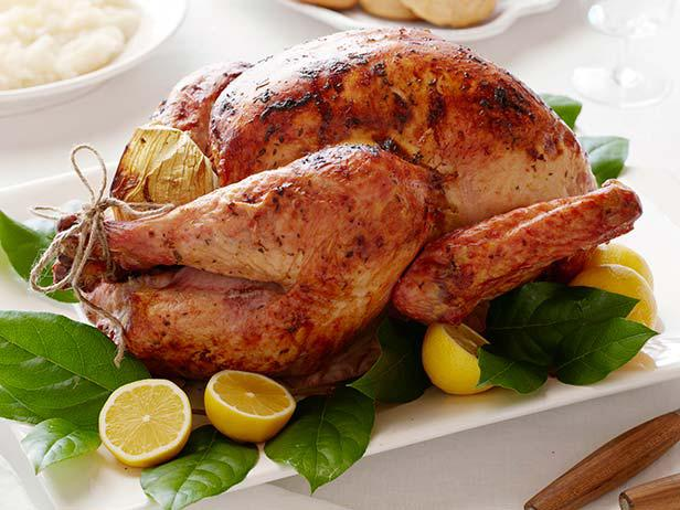 perfect roast turkey - Food Network Com Barefoot Contessa Recipes