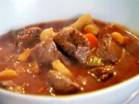 Lamb Stew with Orange