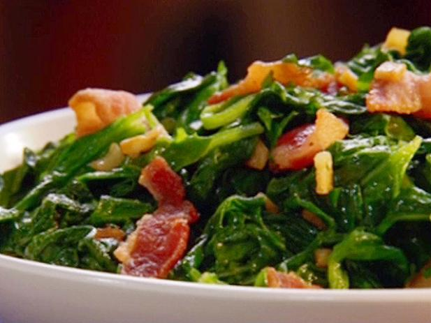Neely's Sauteed Spinach