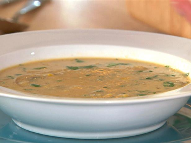 Creamy Green Chile Soup