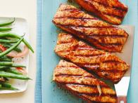 Salmon with Sweet and Spicy Rub