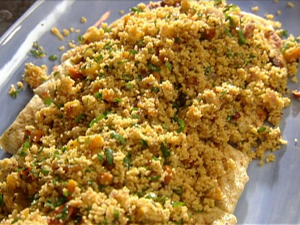 Apricot couscous recipe tyler florence food network for Couscous food recipe