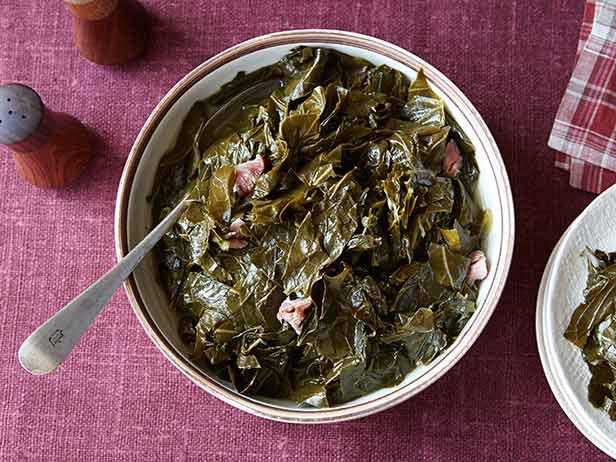 Gina's Best Collard Greens