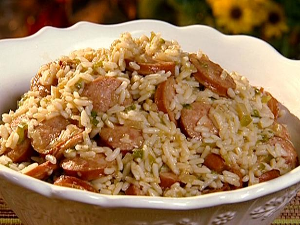 Dirty Rice with Smoked Sausage