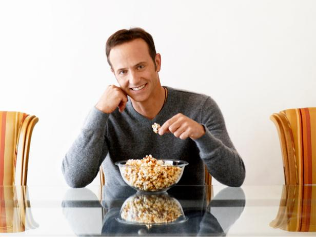 Sweet-and-Spicy Kettle Corn