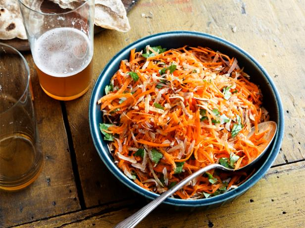 Carrot-Coconut Salad