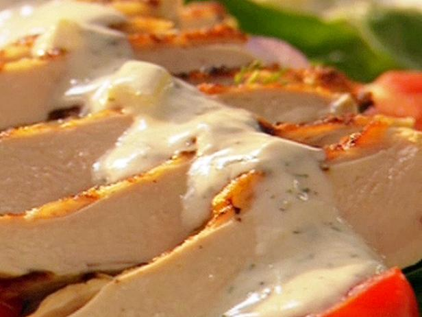 Herb Yogurt Chicken