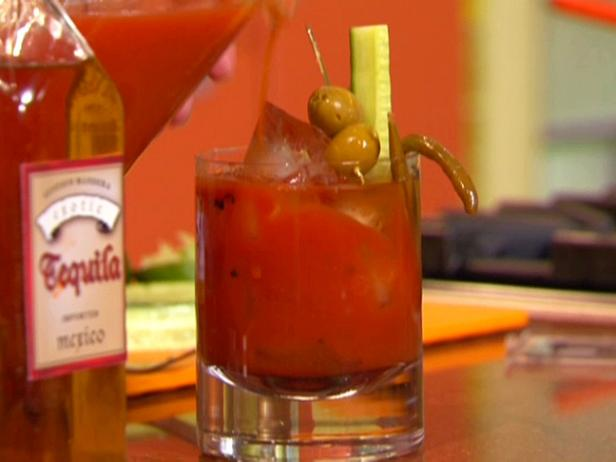 Bloody Maria - Spanish Bloody Mary