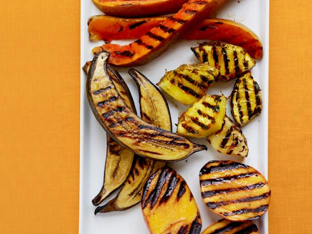 Grilled Tropical Fruit