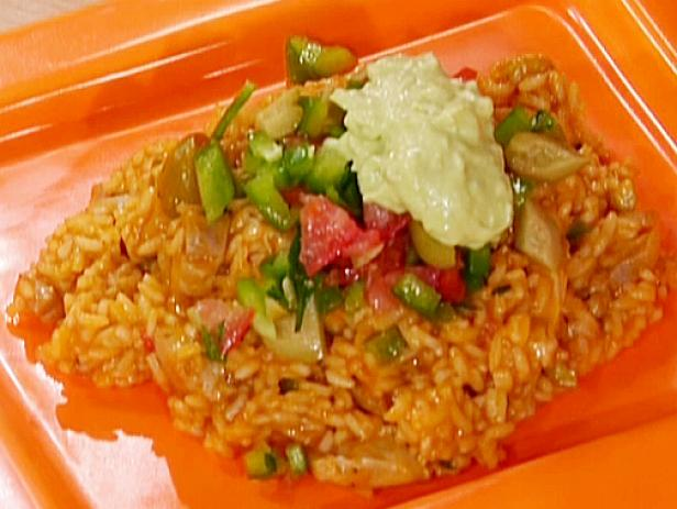 Latin Chicken and Rice Pot