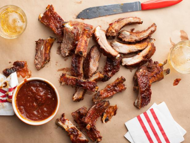 Sweet Cola Ribs