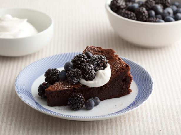 Gina's Flourless Chocolate Cake