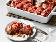 Stuffed Cabbage Rolls (Galumpkis)