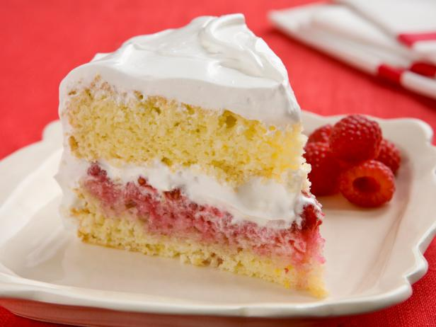 Lemon cake with frosting recipe