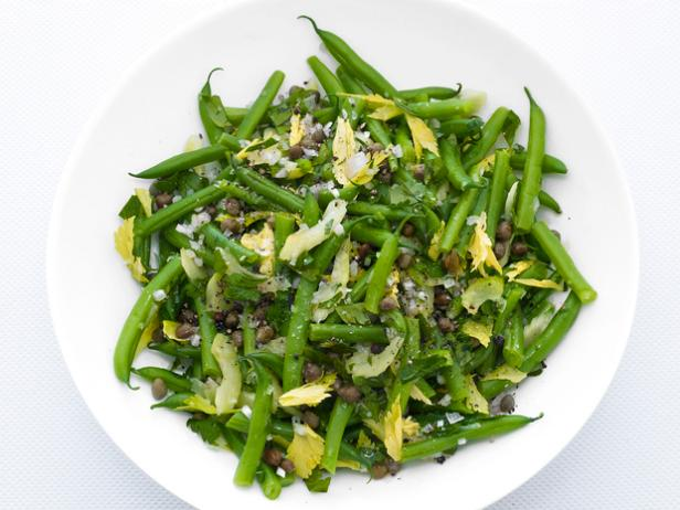 Green Bean and Celery Salad