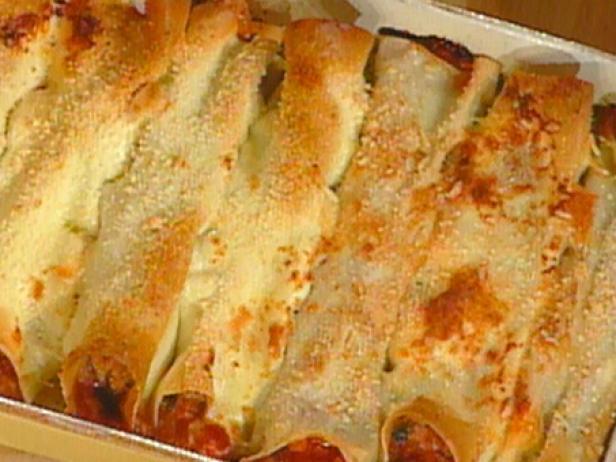 Stuffed Pasta, Sorrentine Style: Cannelloni alla Sorrentina