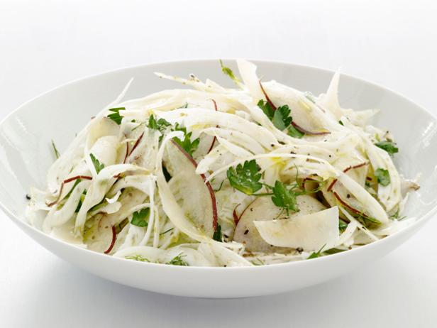 pear and fennel salad - Ina Garten Fennel Salad