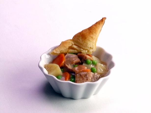 Garam Masala Chicken Pot Pie