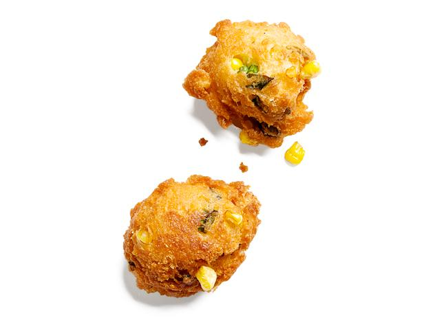 Corn-Industry Fritters