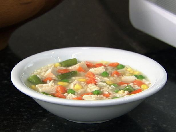 Country Chicken and Rice Soup