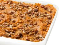 Sweet Potato-Pecan Casserole