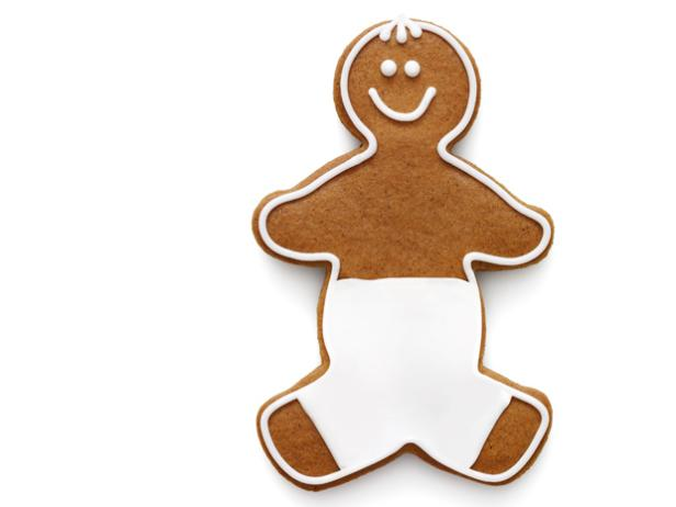 Perfect Gingerbread Men