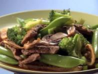 Chop-Chop Beef Stir-Fry