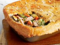 Light Chicken Potpie