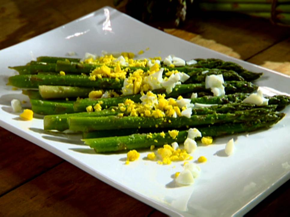 Asparagus Vinaigrette Recipe Food Network